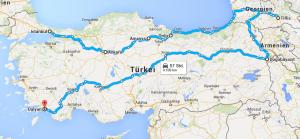 Istanbul-Ziel
